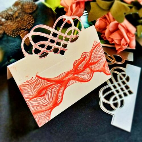 Heart Metal Cutting Dies Stencil DIY Scrapbook Album Paper Card Making Craft