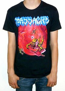 Massacre-From-Beyond-Classic-T-Shirt-OFFICIAL