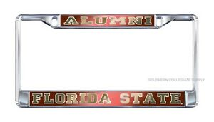 image is loading fsu florida state seminoles 034 alumni 034 chrome