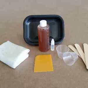 Fiberglass Repair Kit Polyester Resin Cloth Mat