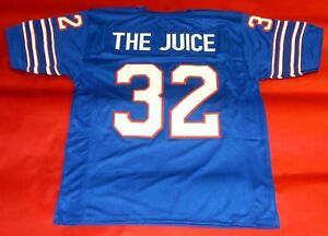 2f519c03b Image is loading OJ-SIMPSON-CUSTOM-BUFFALO-BILLS-JERSEY-THE-JUICE