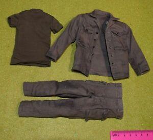 DRAGON DREAMS DID 1/6 US WW II DIXON US ARMY MEDIC 77th INFANTRY UNIFORM ETC