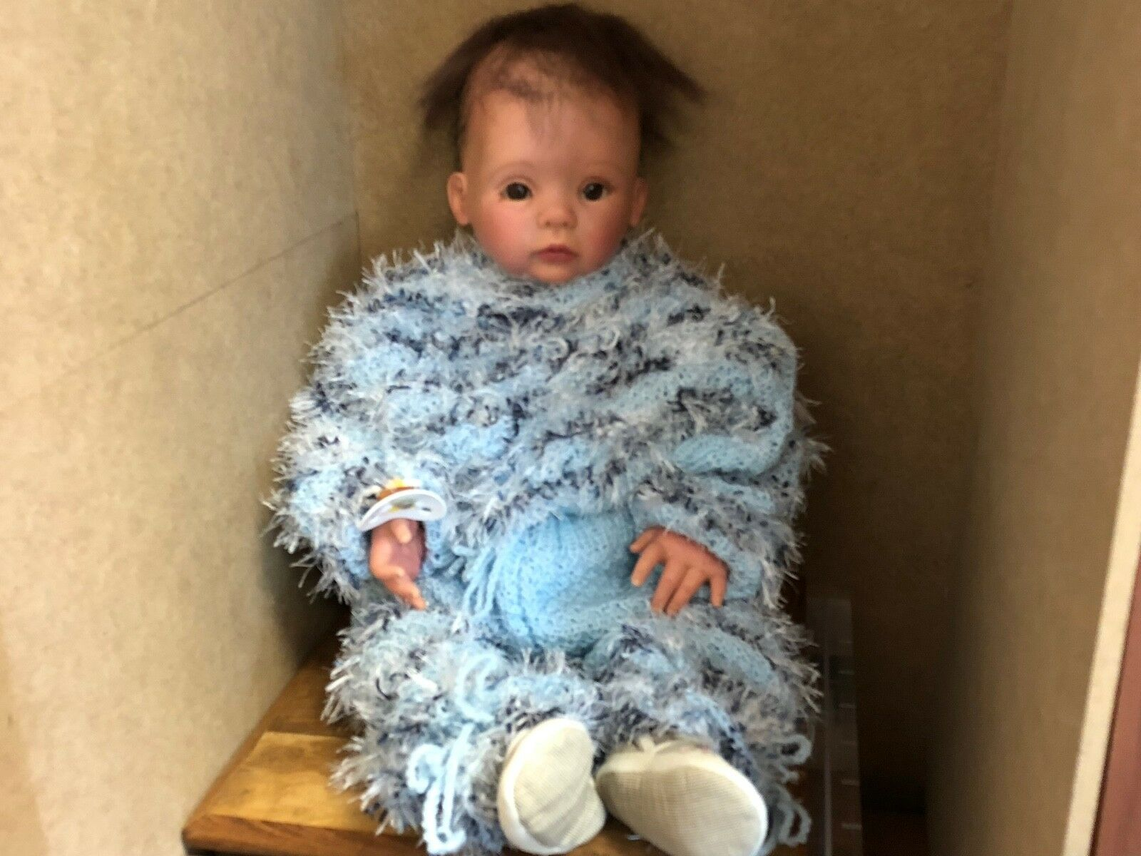 Gaby Jaques vinile bambola 59 CM. OTTIMO stato
