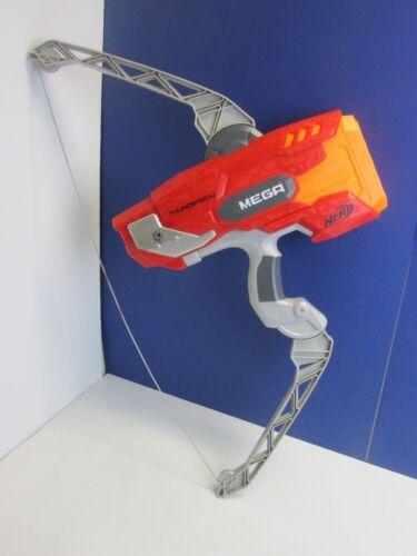 large NERF MEGA THUNDERBOW BOW GUN darts toy gun N STRIKE ELITE T72