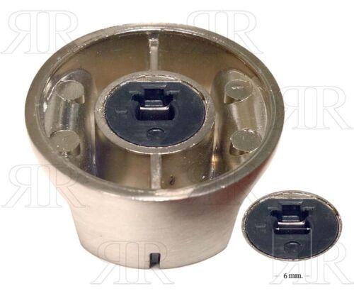 Bompani Smeg 5 Manopole Cucina e Piano Cottura in Lega di Alluminio Multimarche