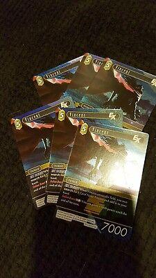 Non-Foil Promo Vincent PR-029//4-075H NM Final Fantasy TCG