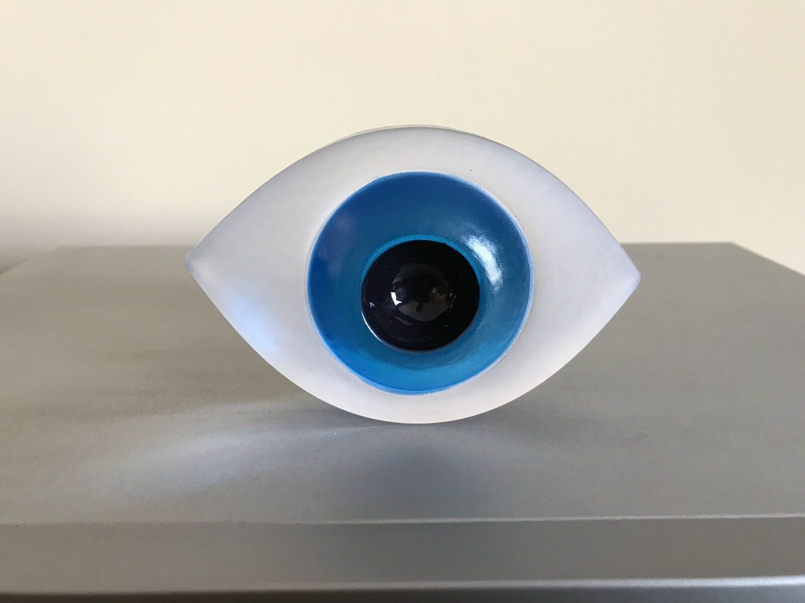 IKEA 2018 Art Event, Glass Eyeball By Ludwig Lofgren.