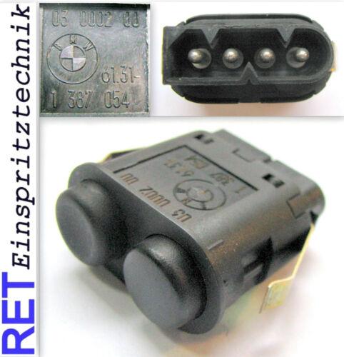 Interrupteur Phare Antibrouillard 1387054 Brouillard Final Lampe BMW E 36 original