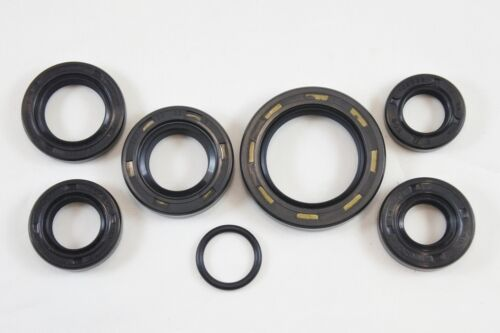 Honda 80 CR125 Oil Seal Kit 91203-KS6-004 91204-259-003 91303-800-000