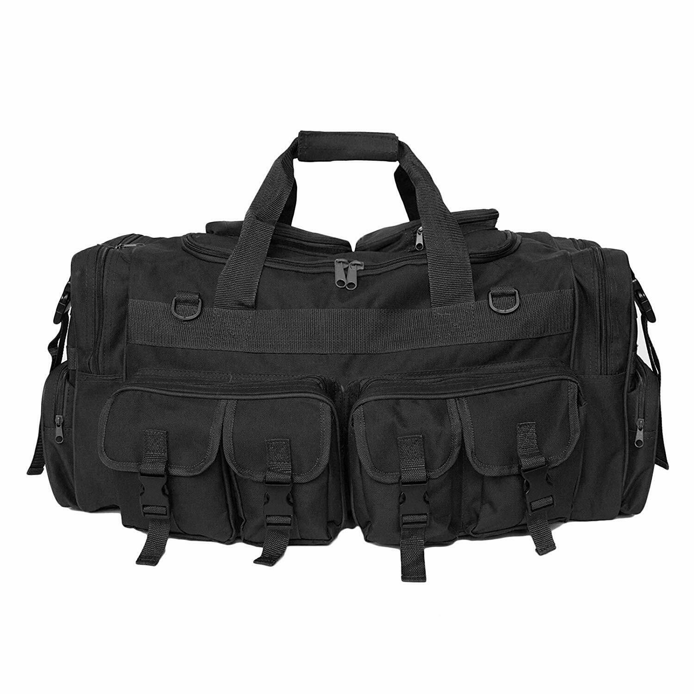 Outdoor Sports Travel Duffle Bag Camo Men Military Tactical Single Shoulder Bag