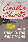 And Then There Were None by Agatha Christie (Paperback / softback)