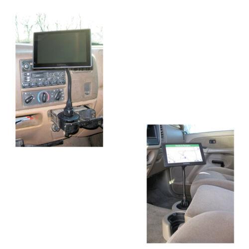 Vehicle Cup Holder Car Mount For Garmin GPS DriveTrack 70 lmt.