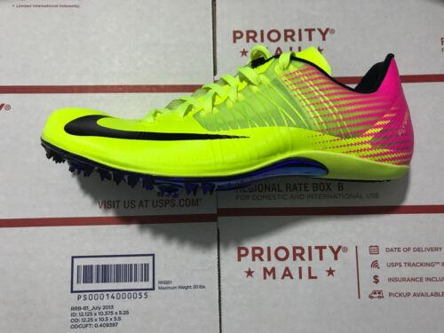 125 629226 Stile 999 Celar Nike Zoom Track 5 00 Sprint Scarpe Msrp qRT0vZ