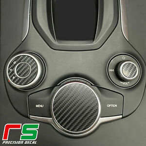 Alfa Romeo giulia desivi Decal cover consolle dna carbonlook tuning