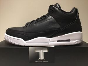 "f2d1b7847772 Nike Air Jordan 3 Retro ""Cyber Monday"" ~ 136064 020 ~ Uk Size 7"