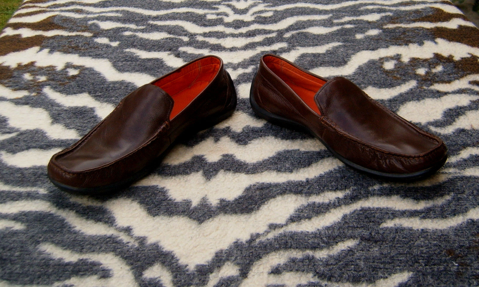 AZOR real leather shoes size 41,