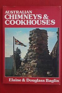 AUSTRALIAN-CHIMNEYS-amp-COOKHOUSES-by-Elaine-amp-Douglass-Baglin-HC-DJ-1979
