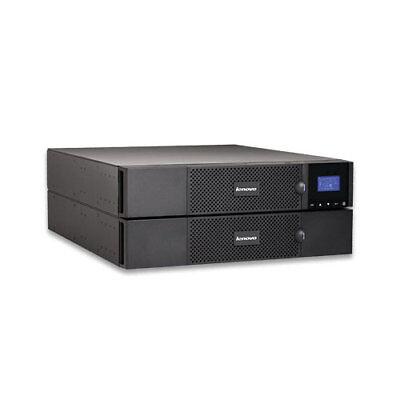 Lenovo RT3kVA 2U Rack UPS, Input AC 100-125 V, Load Capacity 2.7 kW / 3000 VA