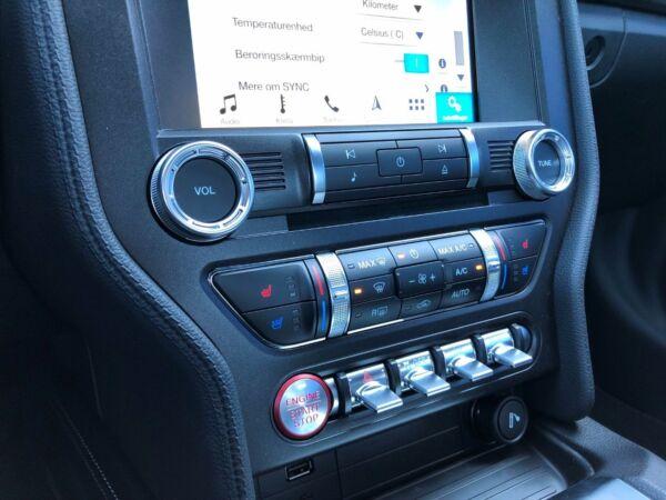Ford Mustang 5,0 V8 GT Fastback aut. billede 8