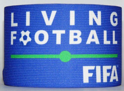 FIFA Living Football Captain Armband Russia 2018 Argentina Mexico Germany