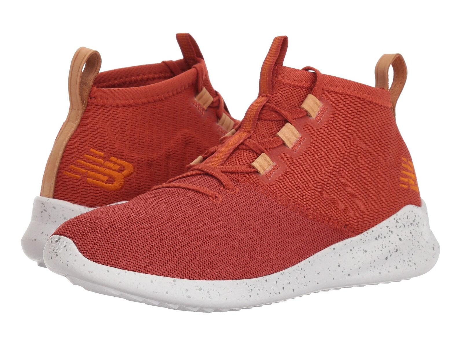 New Balance Men's Cypher Sz US 14 D Russet Mesh Running Sneakers shoes