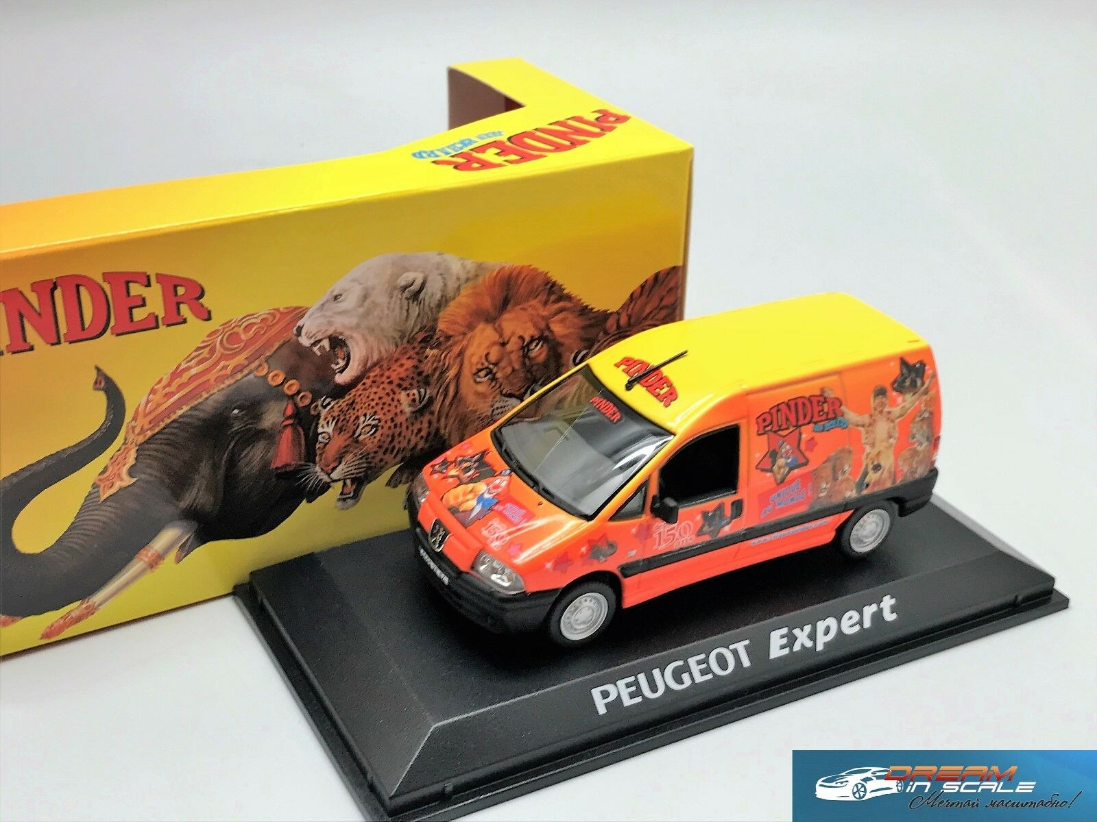 Peugeot Expert Norev 479851 1 1 1 43 78a830