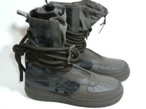 NEW* Nike SF Air Force1 boots  AA1128-203 Special Field 1 Camo  Sz. 8.5