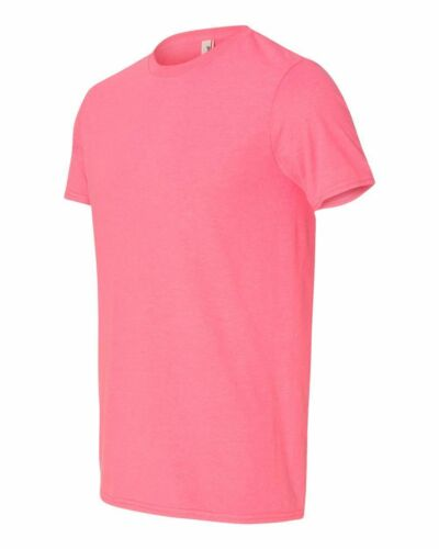 Lightweight Fashion Short Sleeve T-Shirt 980  100/% Cotton 36 colors SALE Anvil