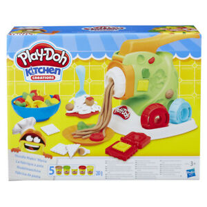 Play-Doh-Kitchen-Creations-Noodle-Makin-039-Mania-Playset-NEW