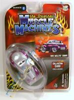 1941 '41 Willys Coupe Muscle Machines The Original Series 1 2007 Diecast Rare