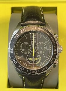 Tag Heuer Aston Martin Special Edition Men S Watch Ebay