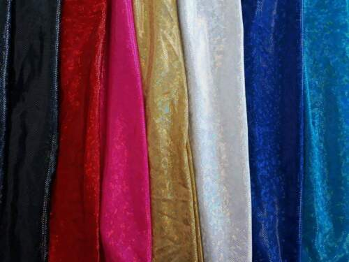 Craft-ICE CHIP STRETCH LYCRA-Fabric-Various Lengths-Metres-SEWING BEE