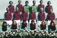 HARRY REDKNAPP In Person Signed 12x8 Photo WEST HAM UNITED Proof COA