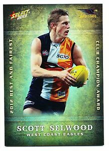 2013-Select-Champions-Scott-Selwood-West-Coast-Eagles-Best-and-Fairest-BF17