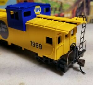HO-Athearn-NAPA-caboose-for-train-set-RTR-nos