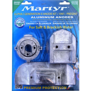 Mercury-Anode-Kit-Suits-Alpha-1-Gen-2-1991-To-Date-Inboard-Mercury-Anode-Kit