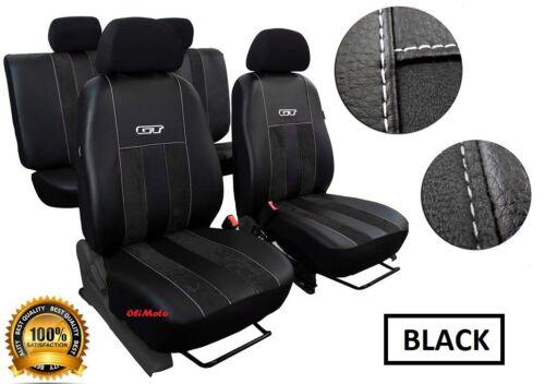Alicante Tailored Set Seat Covers  HONDA CRV Mk2 Eco-Leather II 2002-2006