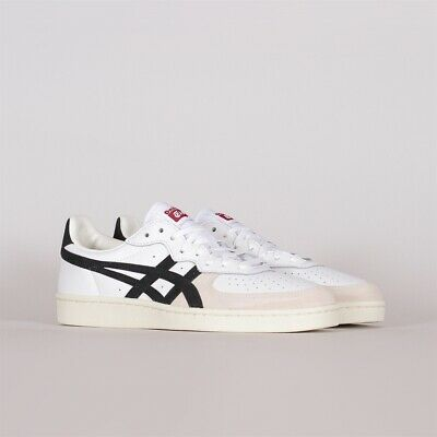 premium selection 3fcf5 4f334 Asics Onitsuka Tiger GSM Lace Up Unisex Trainers White Navy Womens 6.5 Mens  5 889436206138 | eBay