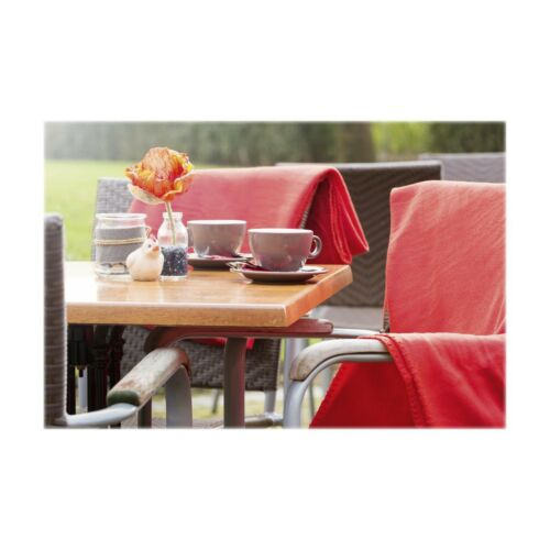 Pub Bar ideal for Outdoor Seating 10 x SUPER SOFT Fleece Blanket for Hotel