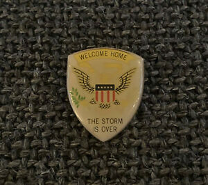 PIN'S - UNITED STATES ARMY - OPERATION DESERT STORM