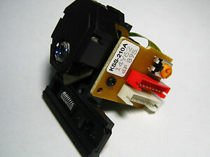 LENTILLE-LASER-POUR-SEGA-Mega-cd-2-amp-NEC-PC-engine-super-CD-rom2-KSS-210A-NEUF