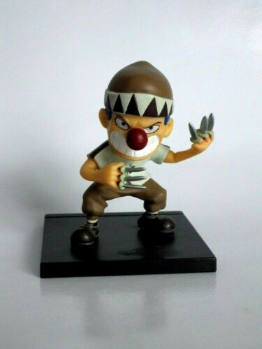 Figurine manga 6 cm  ONE PIECE BUGGY banpresto 2012