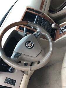 2006 Cadillac STS beige