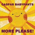 More Please! by Caspar Babypants (CD, Jan-2010, Aurora Elephant)
