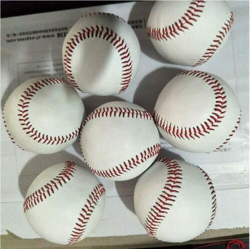 9/'/' White Baseball Practice Training Base Balls Ball Sport Team Game Teen Newest