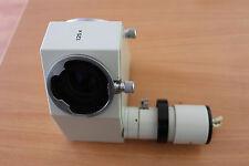 Carl Zeiss Microscope Teaching Adapter Dual Head Tube JENAVAL JENA Mikroskop