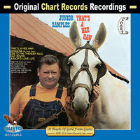Junior Samples - That's A Hee Haw [new Cd] on Sale