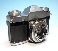 Zeiss Ikon Contaflex - Carl Zeiss Tessar 1:2.8/45 - Kamera Camera - (202781)