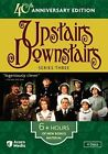Upstairs Downstairs Series Three 40th Anniversary Edition 4 Discs DVD