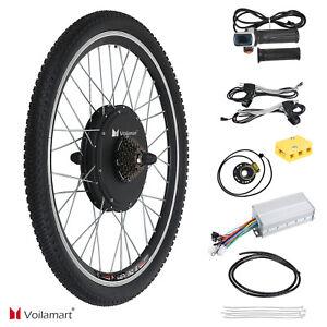 48V-1500W-Bicyclette-Electrique-Moteur-Kit-Conversion-Cyclisme-Velo-Moyeu-26-034